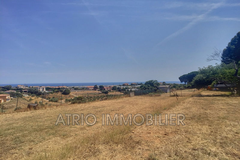 Photo Land Cagnes-sur-Mer Montaleigne,   to buy land   3050 m²