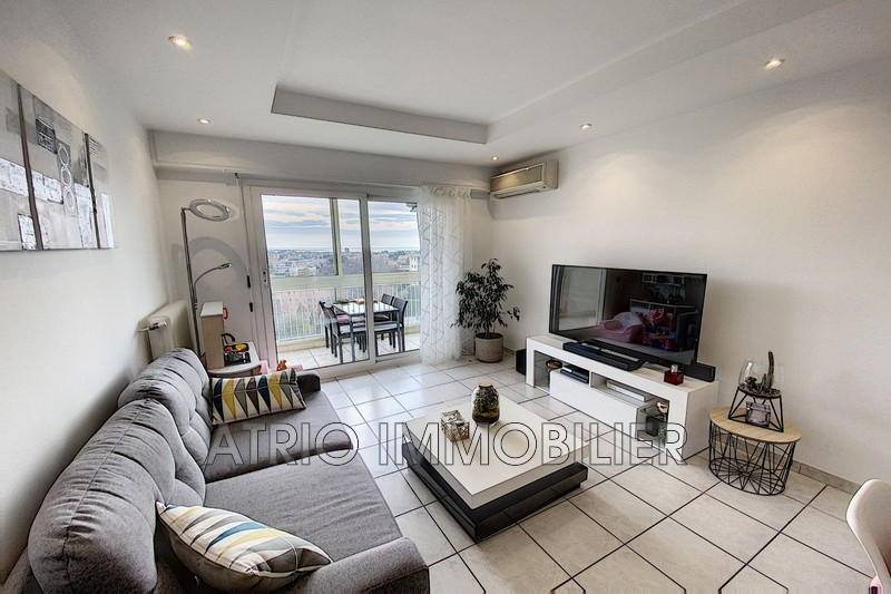Photo Apartment Cagnes-sur-Mer Bréguières,   to buy apartment  3 rooms   65 m²