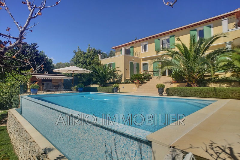 Photo Maison contemporaine Vence Proche cagnes,   achat maison contemporaine  4 chambres   240 m²