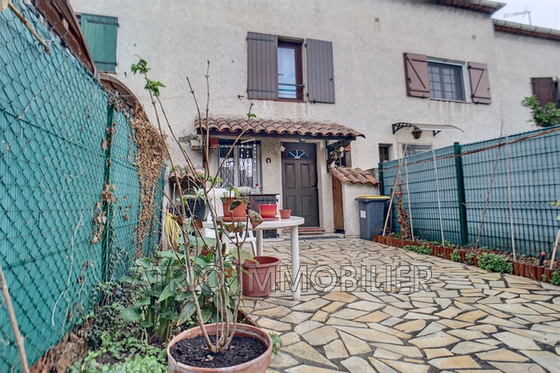 Photo House Cagnes-sur-Mer Val fleuri,   to buy house  3 bedrooms   73m²