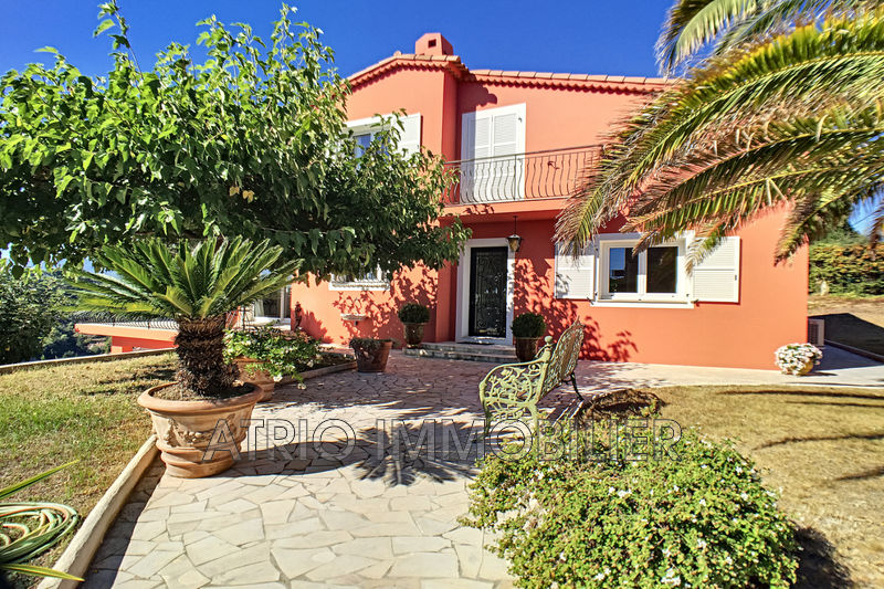 Photo House Cagnes-sur-Mer   to buy house  5 bedrooms   187 m²