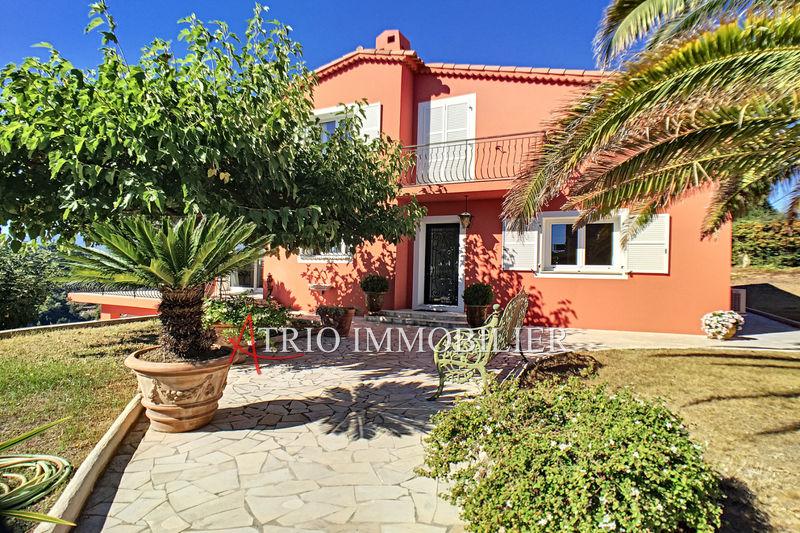 Photo Maison Cagnes-sur-Mer   achat maison  5 chambres   187m²