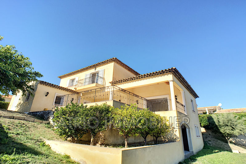 Photo House Cagnes-sur-Mer Hubac,   to buy house  3 bedrooms   166 m²
