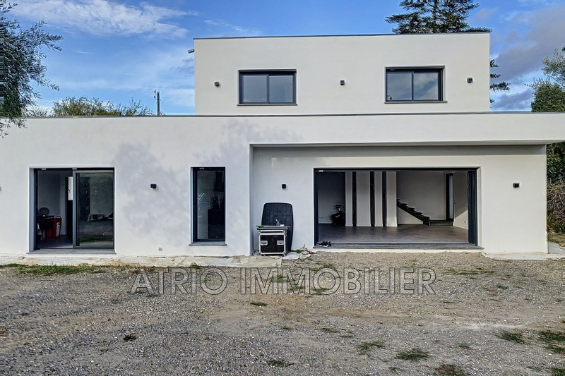 Photo Contemporary house Gattières   to buy contemporary house  3 bedrooms   121 m²