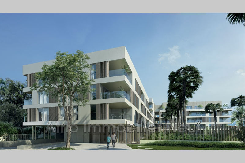 Photo Apartment Saint-Laurent-du-Var Quartier tzanck,  New apartment  3 rooms   55 m²
