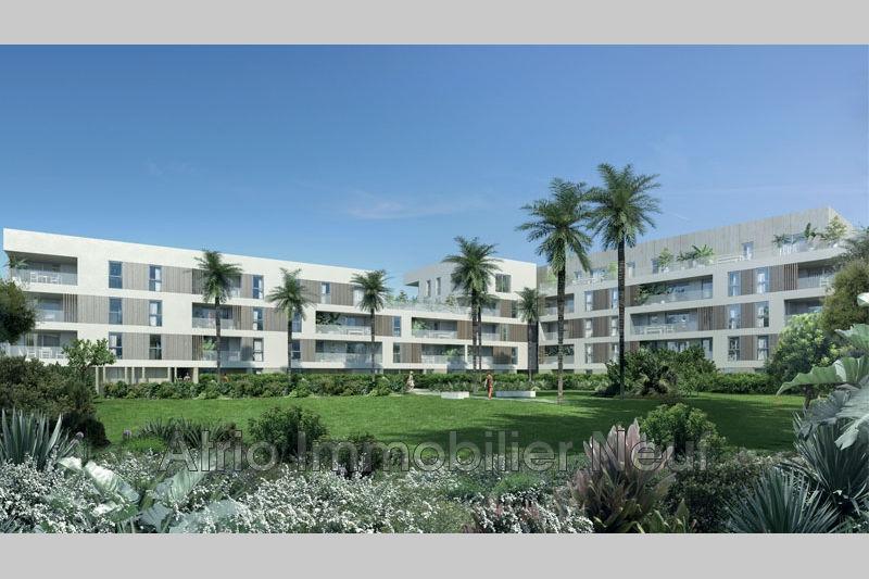 Photo Appartement Saint-Laurent-du-Var Quartier tzanck,  Neuf appartement  4 pièces   93m²