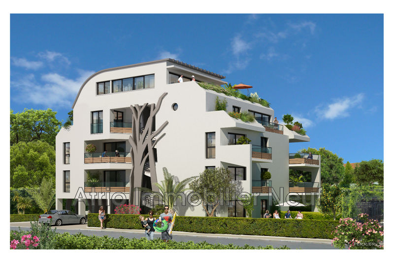 Photo Appartement Saint-Laurent-du-Var Les vespins,  Neuf appartement  3 pièces   60m²