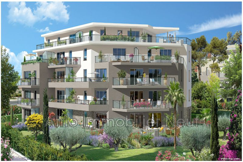 Photo Apartment Saint-Laurent-du-Var Quartier tzanck,  New apartment  3 rooms   61 m²