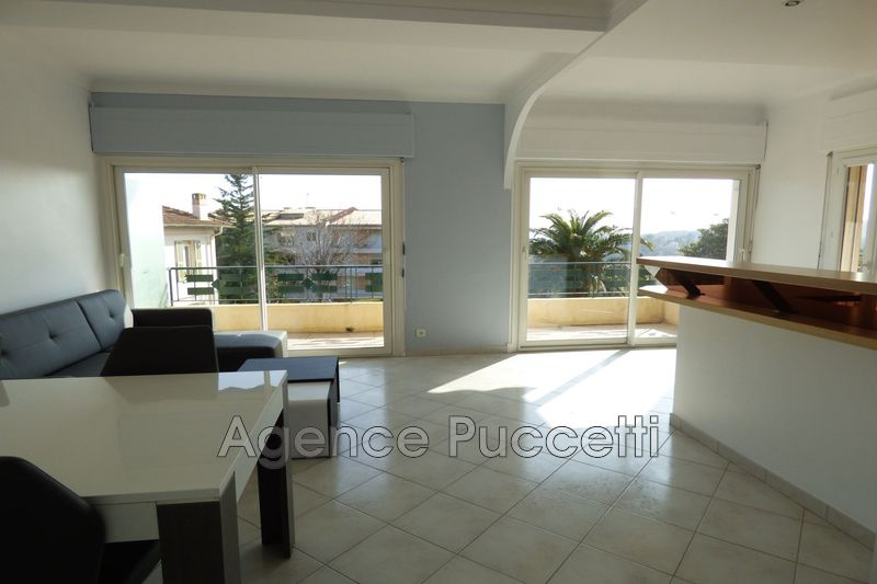 Appartement Vence Plateau st michel,  Location appartement  2 pièces   63m²