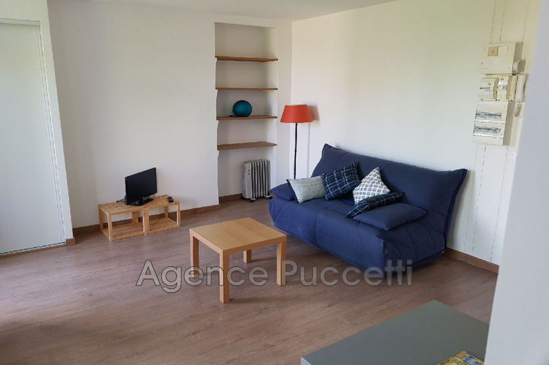 Photo Apartment Vence Centre-ville,  Rentals apartment  1 room   22 m²