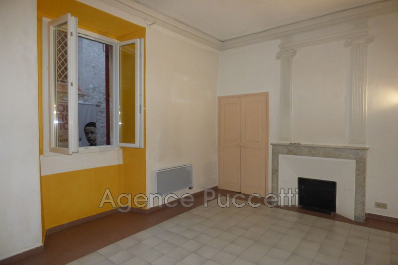 Photo Appartement Vence Centre-ville,  Location appartement  2 pièces   38 m²