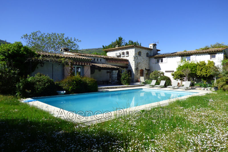 Photo Villa Vence Ouest,  Location villa  4 bedroom   198 m²