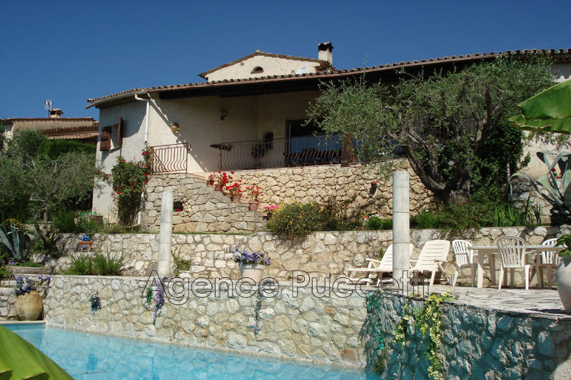 Photo Villa Tourrettes-sur-Loup Est,   to buy villa  4 bedroom   180 m²