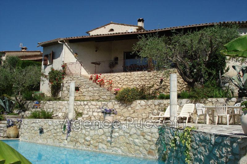 Photo Villa Tourrettes-sur-Loup Est,   achat villa  4 chambres   180m²