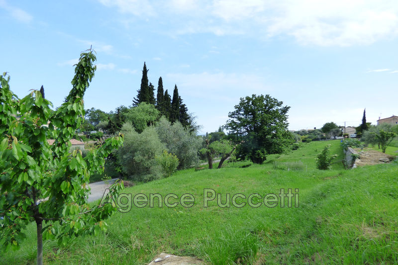 Photo Terrain Tourrettes-sur-Loup Proche village,   to buy terrain   711 m²