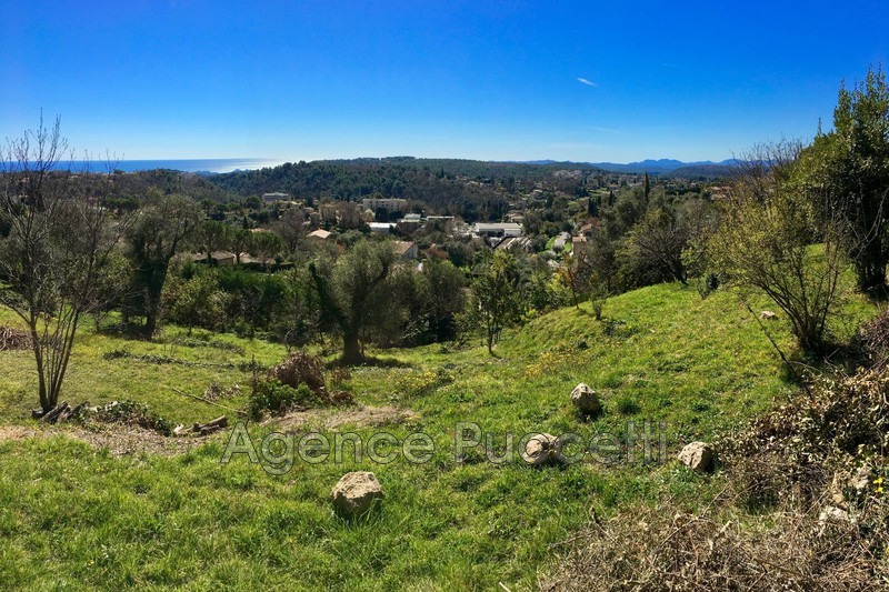 Photo Terrain Vence Hauteurs,   achat terrain   1102 m²