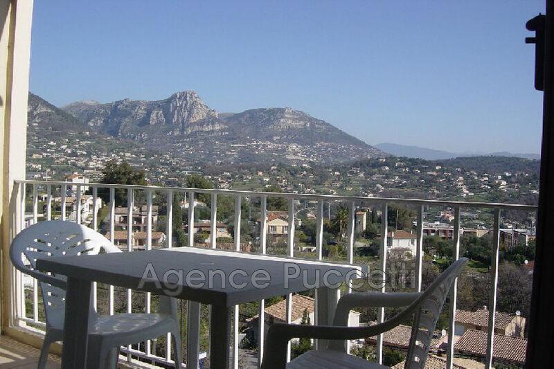 Photo Appartement Vence Sud,   achat appartement  4 pièces   65m²