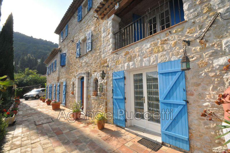 Photo n°2 - Vente Maison mas Carros 06510 - 895 000 €