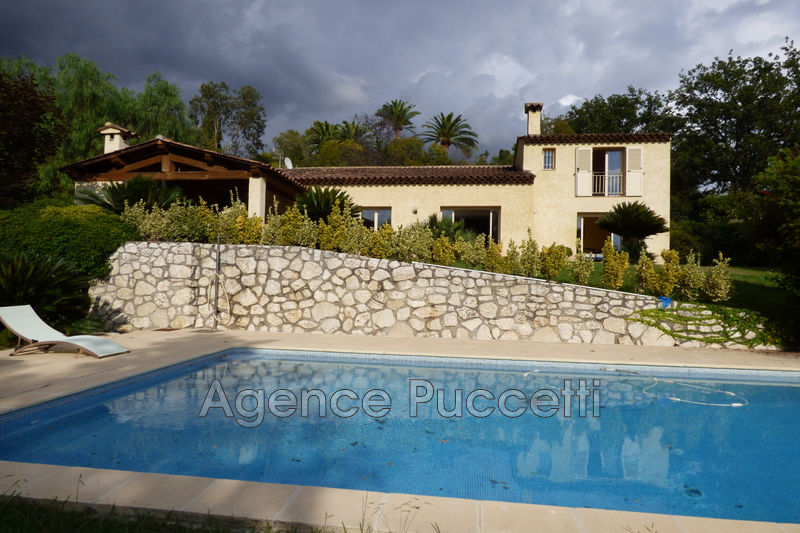 Photo Villa La Colle-sur-Loup Campagne,   achat villa  4 chambres   175m²