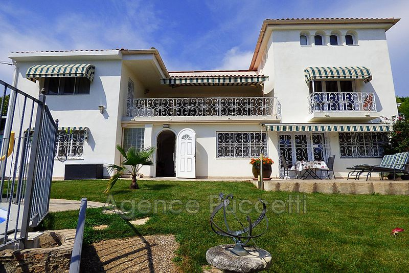 Photo Villa Vence Proximité centre ville,   achat villa  5 chambres   180m²