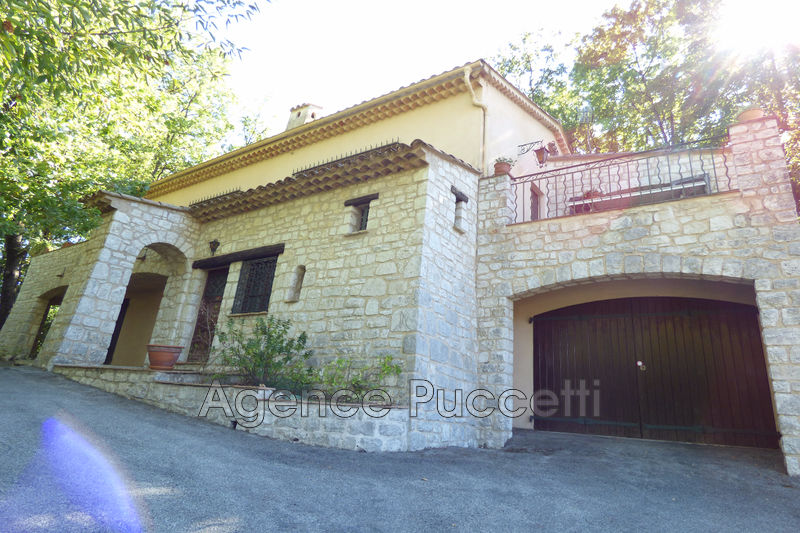 Photo Villa Saint-Paul-de-Vence Hauteurs,   achat villa  4 chambres   170 m²
