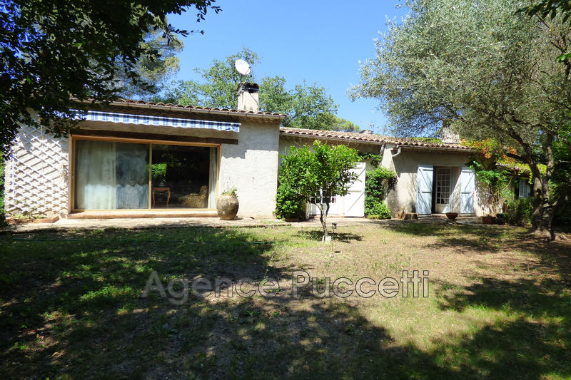 Photo Villa Tourrettes-sur-Loup Campagne,   to buy villa  2 bedroom   140 m²