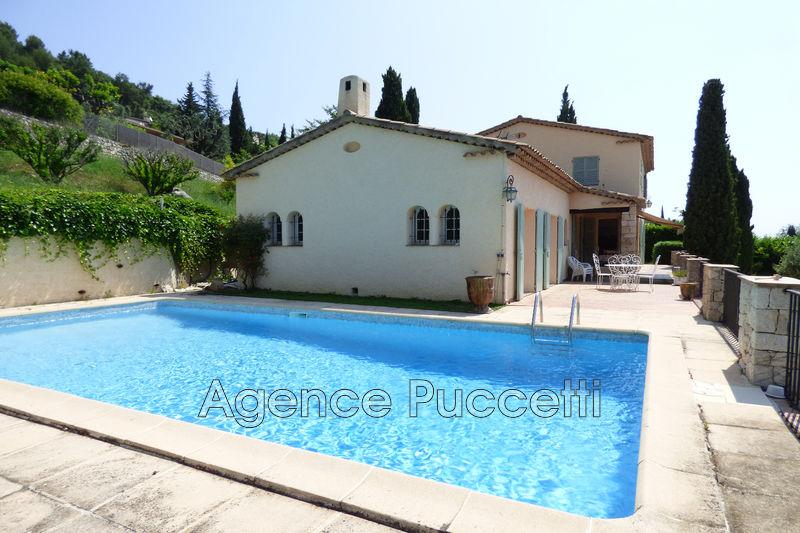 Photo Villa provençale Saint-Jeannet Proximité centre ville,   achat villa provençale  4 chambres   210m²