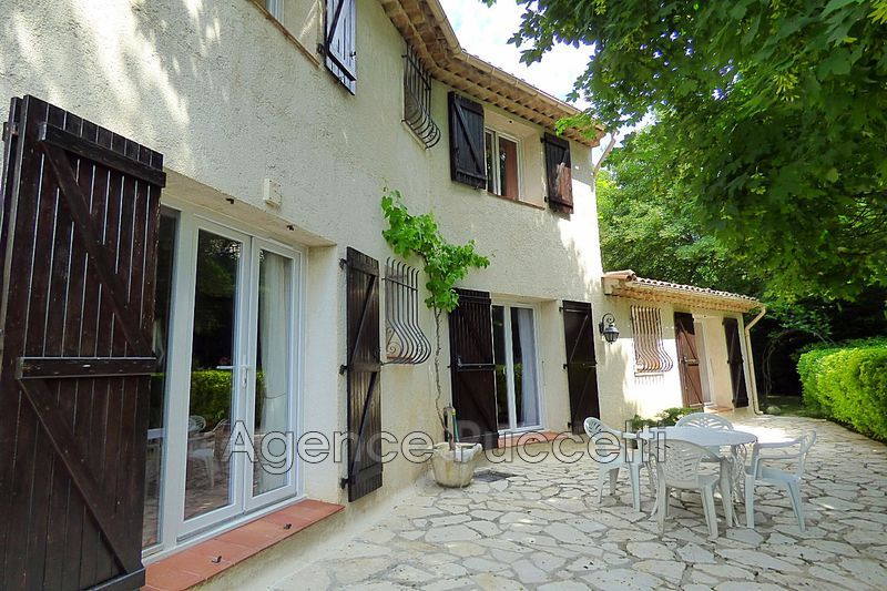 Photo Maison Coursegoules Campagne,   achat maison  5 chambres   170m²