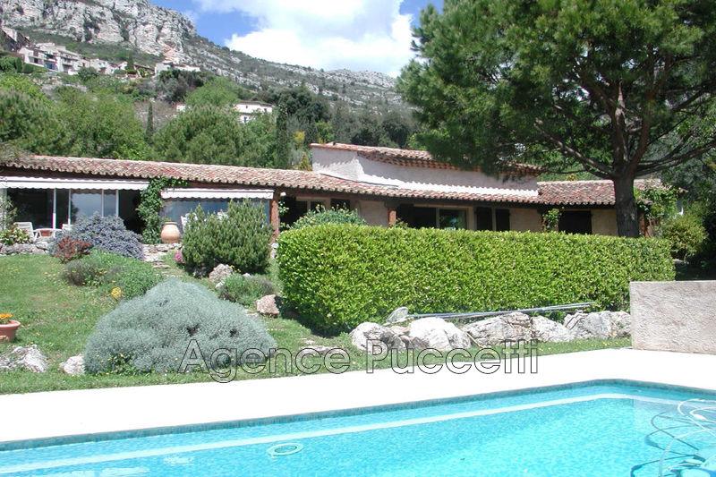 Photo Villa Saint-Jeannet Collines,   achat villa  5 chambres   220m²