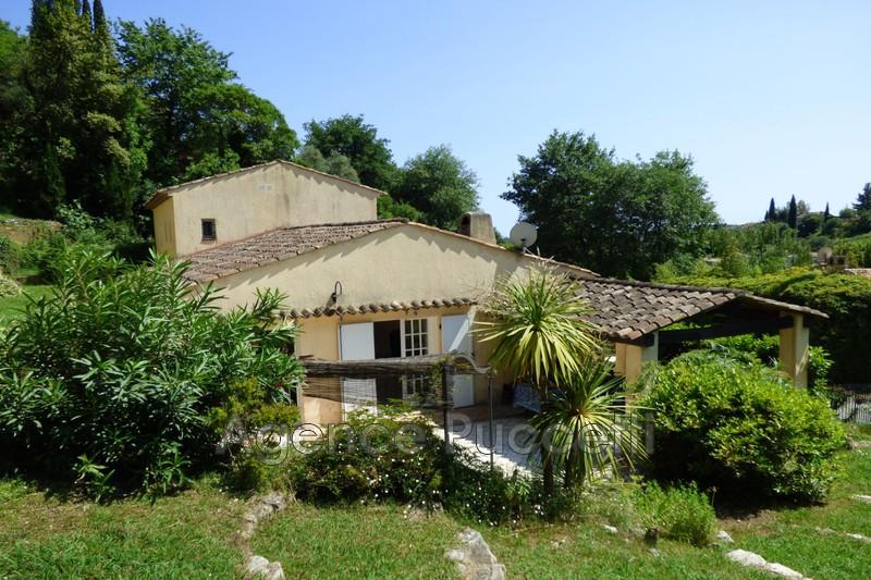 Photo Villa Saint-Paul-de-Vence Campagne,   achat villa  4 chambres   163m²