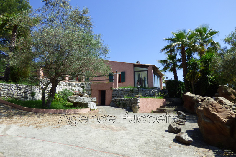 Photo Villa Tourrettes-sur-Loup Ouest,   to buy villa  4 bedroom   200 m²