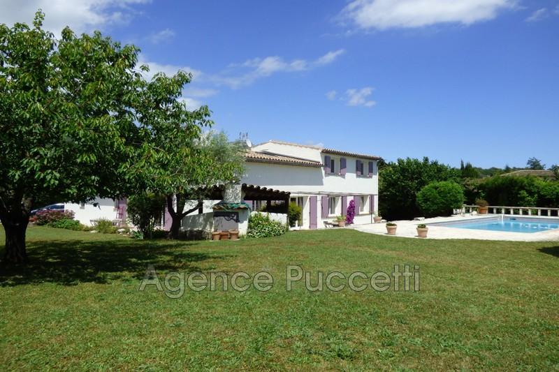 Villa Vence La sine,   achat villa  6 chambres   160m²