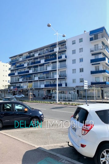 Photo Apartment Cagnes-sur-Mer Hippodrome,   to buy apartment  1 room   21m²