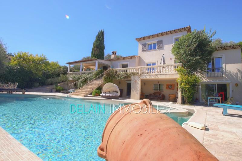 Photo Villa provençale La Colle-sur-Loup   achat villa provençale  5 chambres   345m²