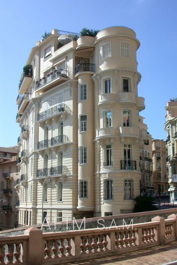 Appartement Monaco  Location appartement  1 pièce