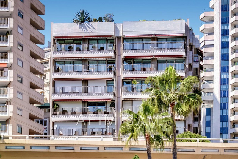 Apartment Monaco Carré d'or,  Rentals apartment  3 rooms   98 m²