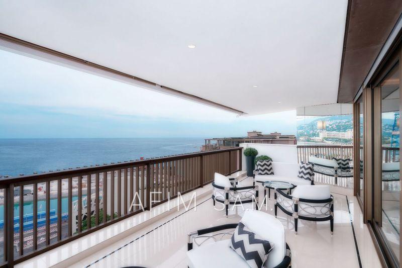 Appartement Monaco Carré d'or,   achat appartement  3 pièces   178m²
