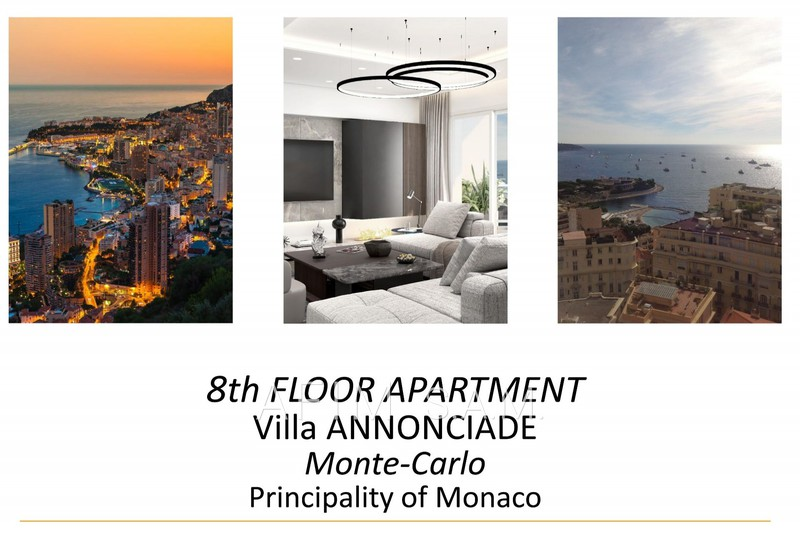 Apartment Monaco La rousse - saint roman,   to buy apartment   254 m²