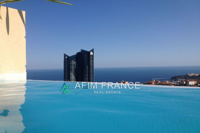 Photo Apartment Beausoleil Moyenne corniche,  Rentals apartment  2 rooms   45 m²