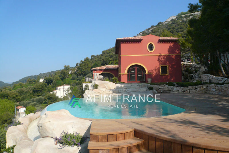 Photo Villa Eze Gde corniche,  Location villa  4 chambres   250 m²