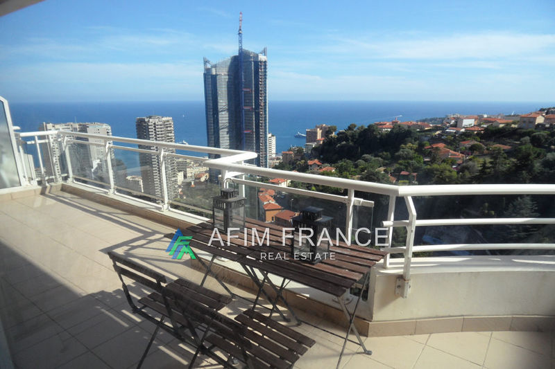Photo Apartment Beausoleil Moyenne corniche,  Rentals apartment  1 room   34 m²