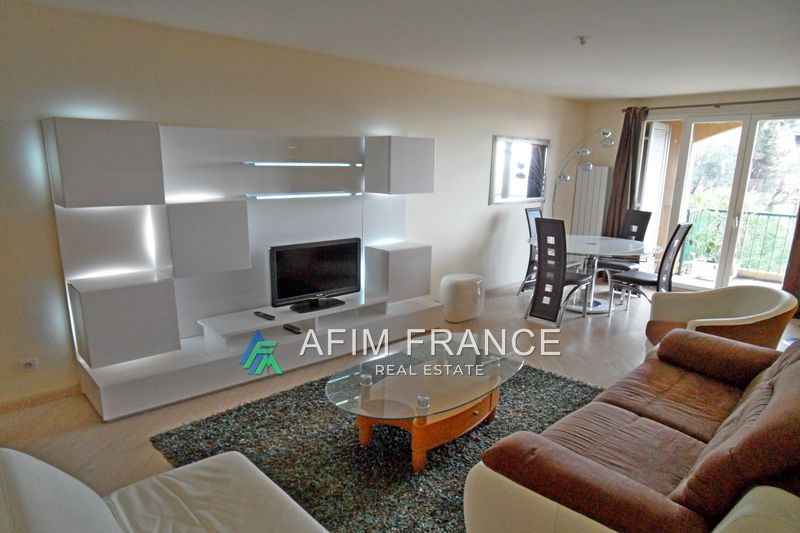 Photo Apartment Beausoleil Bellevue,  Rentals apartment  2 rooms   50 m²