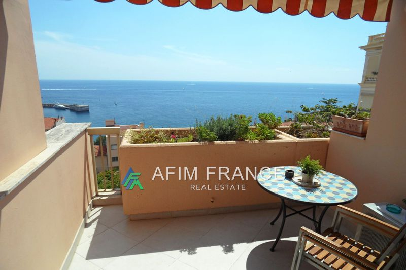 Photo Apartment Cap-d'Ail  Rentals apartment  1 room   27 m²