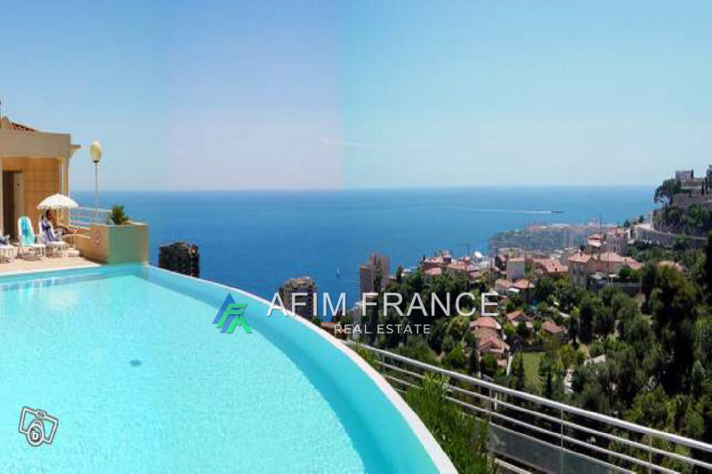 Photo Apartment Beausoleil Moyenne corniche,   to buy apartment  2 rooms   53 m²