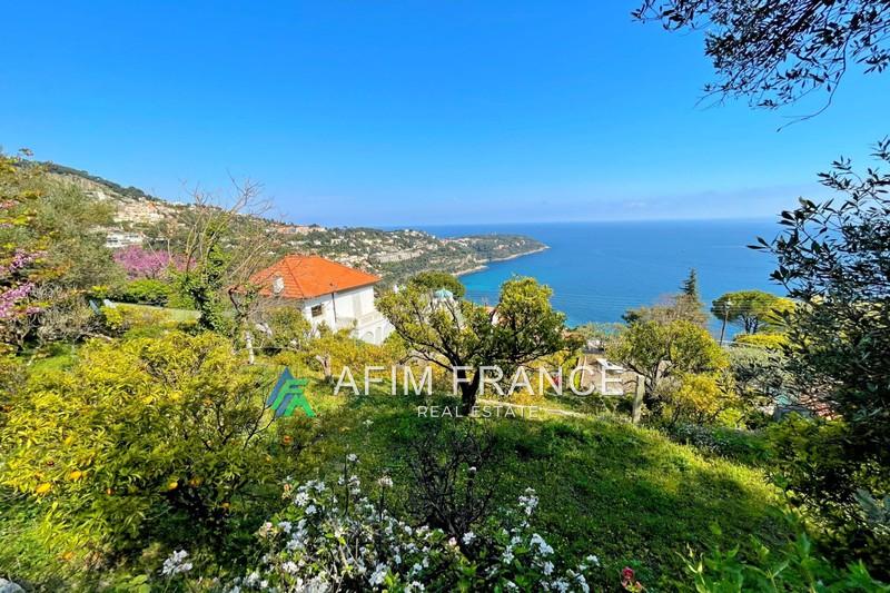 Photo Land Roquebrune-Cap-Martin   to buy land   2757m²