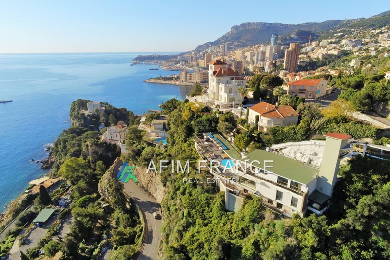 Photo Villa Roquebrune-Cap-Martin Saint roman,   to buy villa  9 bedrooms   670 m²
