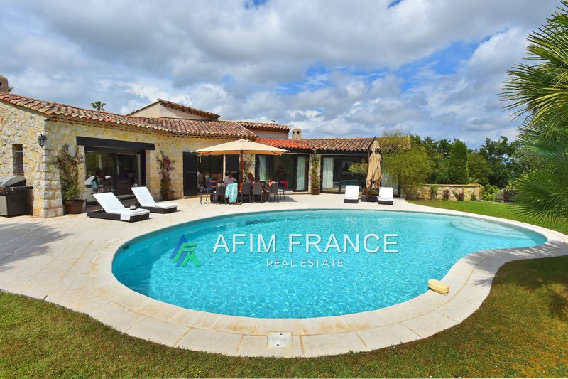 Photo Villa Saint-Paul-de-Vence   achat villa  6 chambres   620 m²