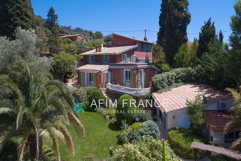 Photo Villa Villefranche-sur-Mer Grande corniche,   to buy villa  5 bedrooms   200 m²