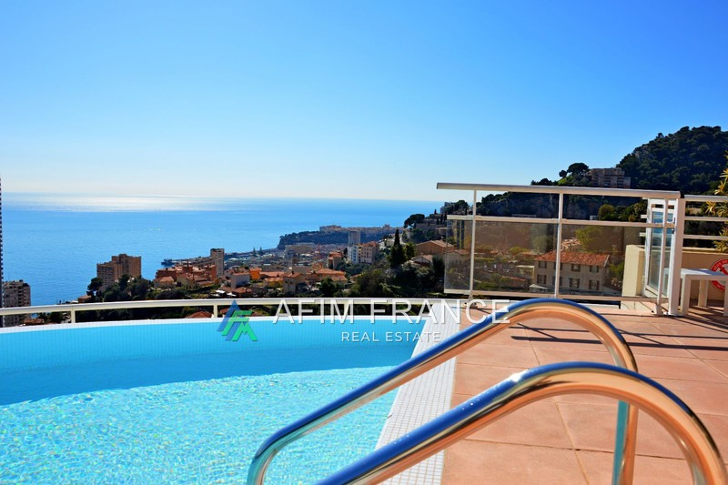 Photo Apartment Beausoleil Moyenne corniche,   to buy apartment  2 rooms   52 m²