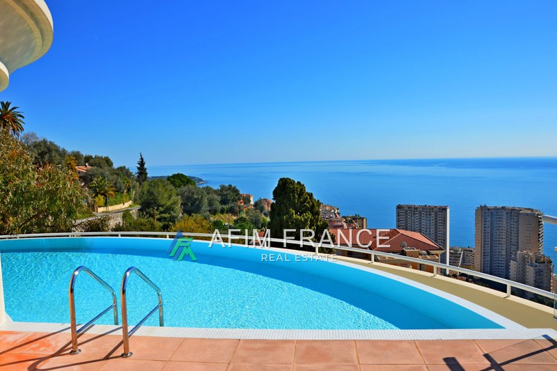 Photo Apartment Beausoleil Moyenne corniche,   to buy apartment  3 rooms   58m²